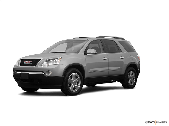 2008 GMC Acadia Vehicle Photo in Independence, MO 64055
