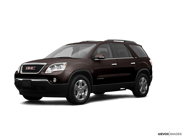 2008 GMC Acadia Vehicle Photo in Casper, WY 82609