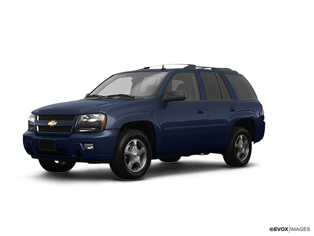 2008 Chevrolet TrailBlazer Vehicle Photo in Lincoln, NE 68521