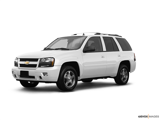 2008 Chevrolet TrailBlazer Vehicle Photo in Joliet, IL 60435