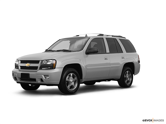 2008 Chevrolet TrailBlazer Vehicle Photo in Rockford, IL 61107