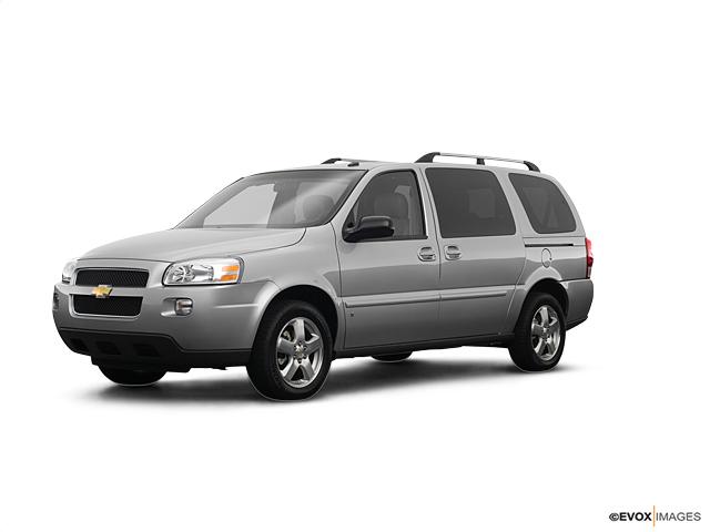 2008 Chevrolet Uplander Vehicle Photo in San Antonio, TX 78209