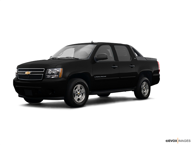 2008 Chevrolet Avalanche Vehicle Photo in Puyallup, WA 98371