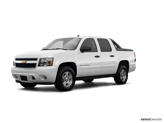 2008 Chevrolet Avalanche Vehicle Photo in Colorado Springs, CO 80905