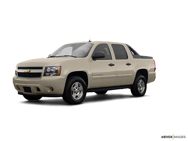 2008 Chevrolet Avalanche Vehicle Photo in Freeland, MI 48623
