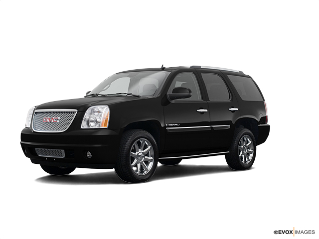 2008 GMC Yukon Denali Vehicle Photo in Oklahoma City , OK 73131