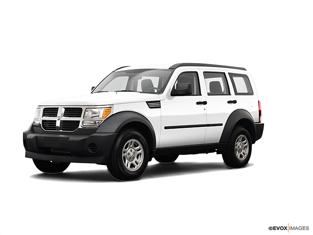 2008 Dodge Nitro Vehicle Photo in Colorado Springs, CO 80905