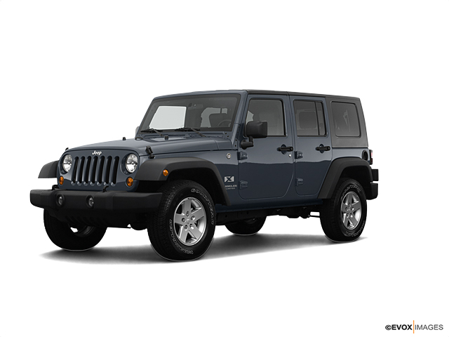 2008 Jeep Wrangler Vehicle Photo in Charleston, SC 29407