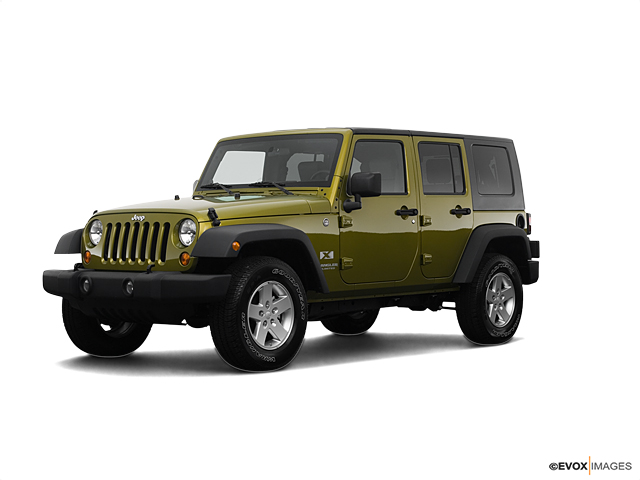 2008 Jeep Wrangler Vehicle Photo in Danville, KY 40422
