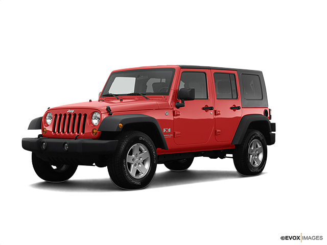 2008 Jeep Wrangler Vehicle Photo in Gainesville, GA 30504