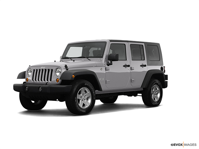 2008 Jeep Wrangler Vehicle Photo in Boonville, IN 47601