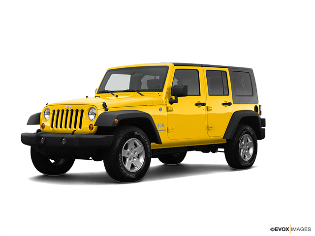 2008 Jeep Wrangler Vehicle Photo in West Harrison, IN 47060