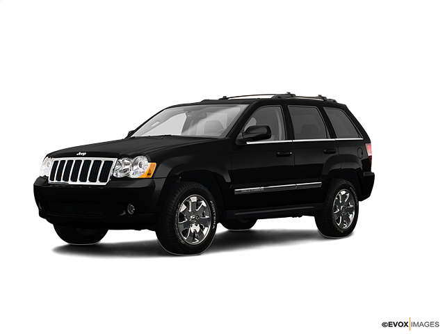 2008 Jeep Grand Cherokee Vehicle Photo in Helena, MT 59601