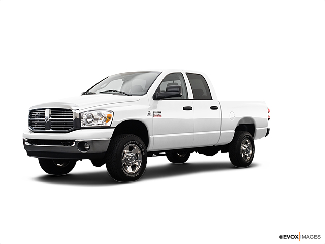 2008 Dodge Ram 3500 Vehicle Photo in San Angelo, TX 76901