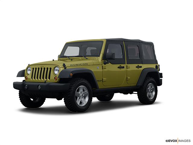 2008 Jeep Wrangler Vehicle Photo in San Angelo, TX 76903