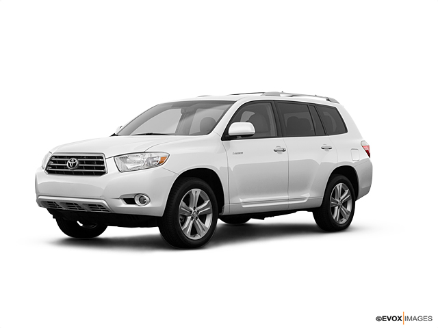 2008 Toyota Highlander Vehicle Photo in Decatur, IL 62526