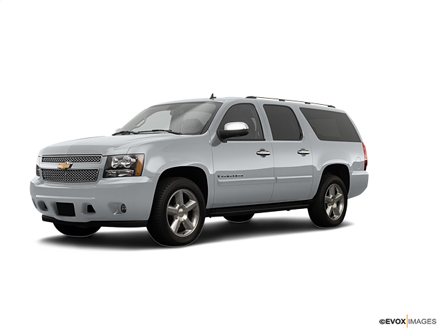 2008 Chevrolet Suburban Vehicle Photo in Mount Carroll, IL 61053