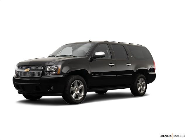 2008 Chevrolet Suburban Vehicle Photo in Lincoln, NE 68521