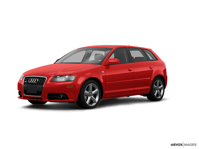 2008 Audi A3 Vehicle Photo in Rockville, MD 20852