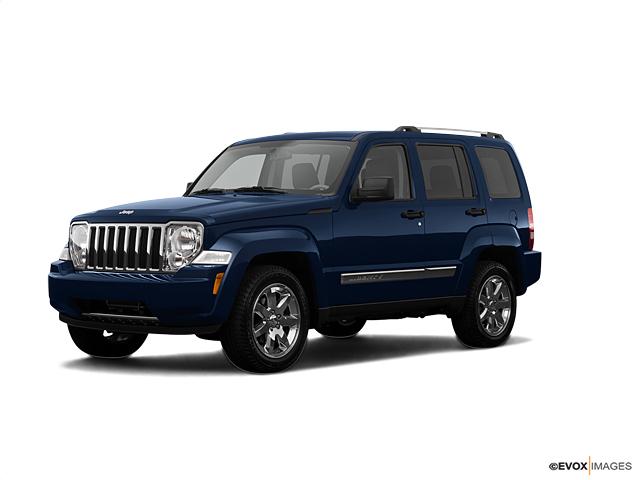 2008 Jeep Liberty Vehicle Photo in Merriam, KS 66203