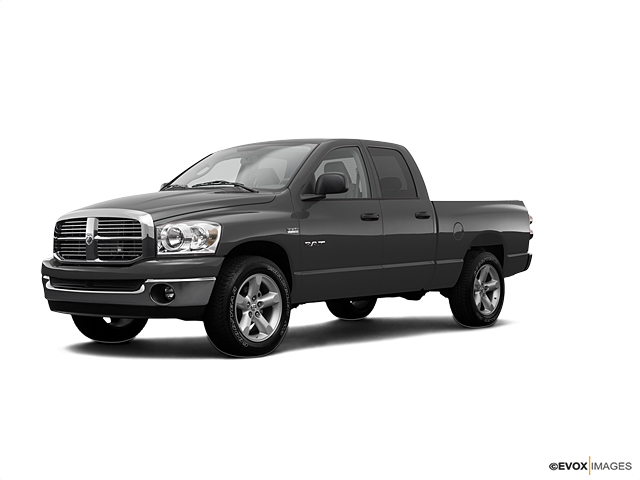 2008 Dodge Ram 1500 Vehicle Photo in Akron, OH 44320