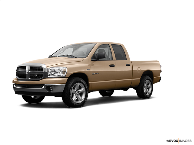 2008 Dodge Ram 1500 Vehicle Photo in San Angelo, TX 76901
