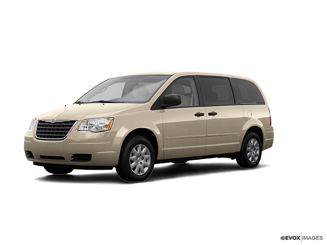 2008 Chrysler Town & Country Vehicle Photo in Akron, OH 44303