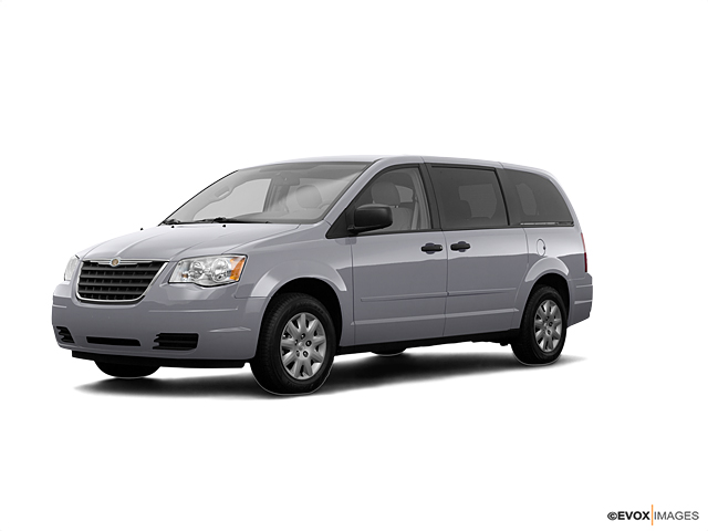 2008 Chrysler Town & Country Vehicle Photo in Colorado Springs, CO 80905