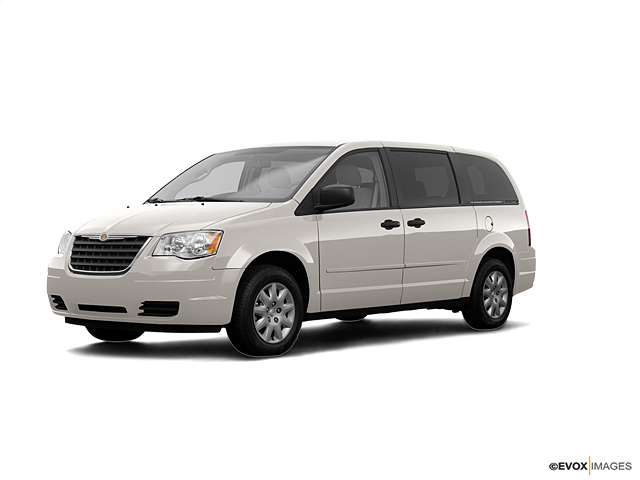 2008 Chrysler Town & Country Vehicle Photo in Casper, WY 82609