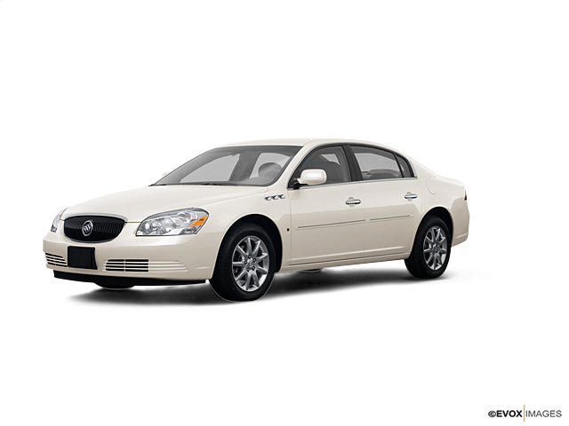 2008 Buick Lucerne Vehicle Photo in Reese, MI 48757