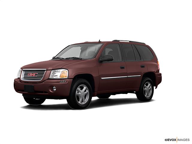 2008 GMC Envoy Vehicle Photo in New Hampton, NY 10958