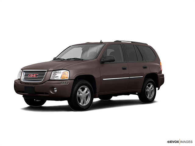 2008 GMC Envoy Vehicle Photo in Gardner, MA 01440