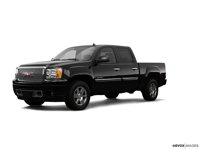 2008 GMC Sierra Denali Vehicle Photo in San Angelo, TX 76901