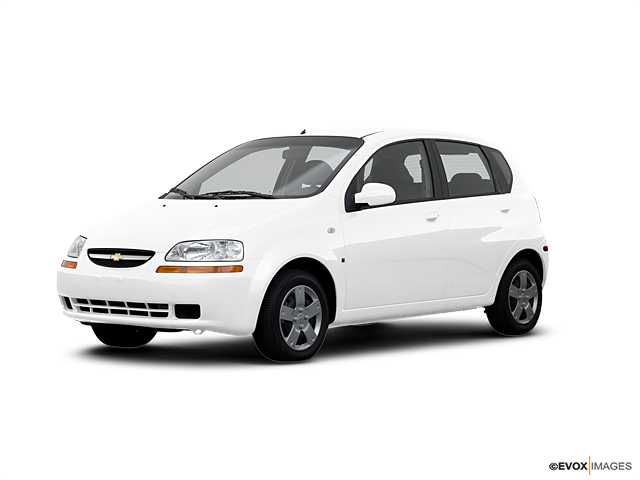 2008 Chevrolet Aveo Vehicle Photo in Helena, MT 59601