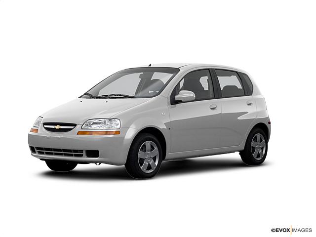 2008 Chevrolet Aveo Vehicle Photo in Wharton, TX 77488