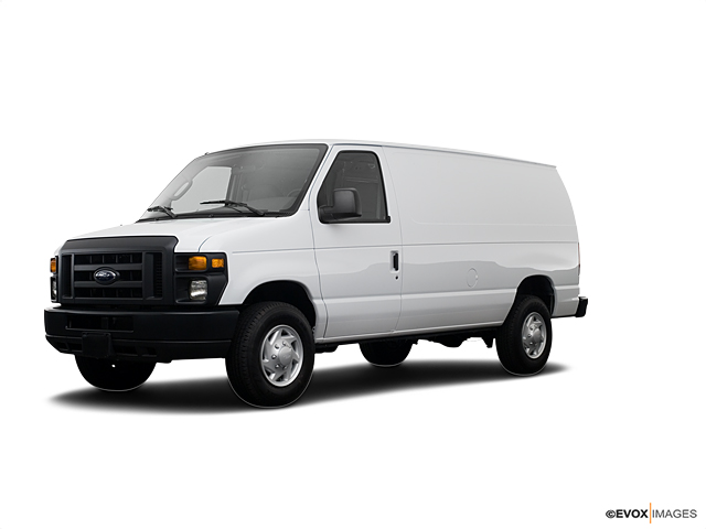 2008 Ford Econoline Cargo Van Vehicle Photo in Mukwonago, WI 53149