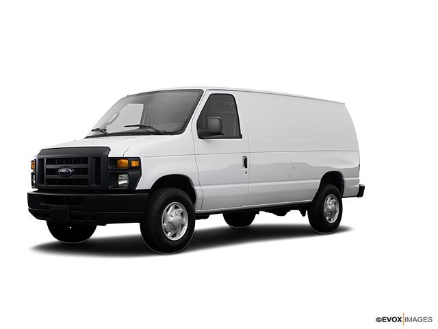 2008 Ford Econoline Cargo Van Vehicle Photo in Colorado Springs, CO 80920