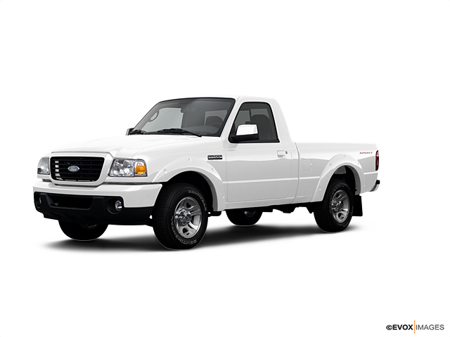 2008 Ford Ranger Vehicle Photo in Colma, CA 94014
