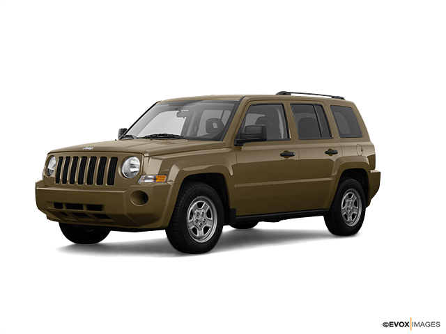2008 Jeep Patriot Vehicle Photo in Quakertown, PA 18951