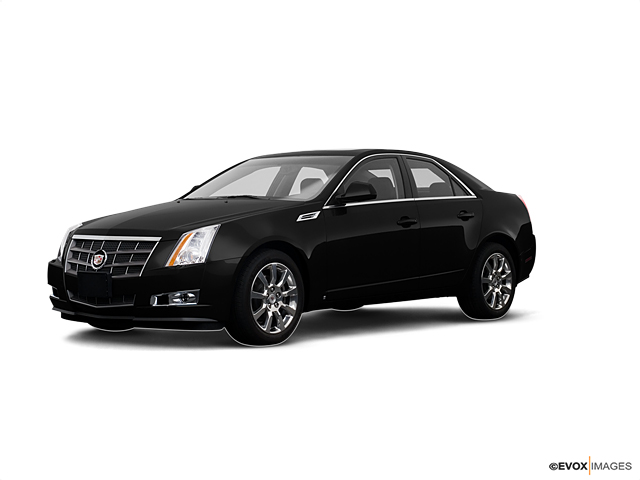 2008 Cadillac CTS Vehicle Photo in Johnston, RI 02919