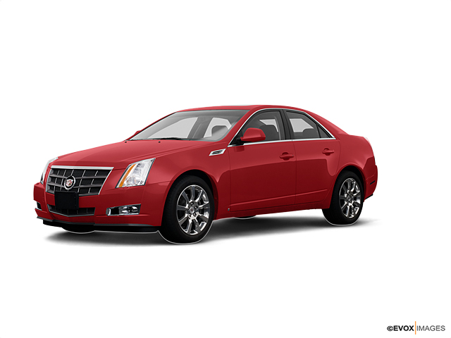 2008 Cadillac CTS Vehicle Photo in Richmond, VA 23235