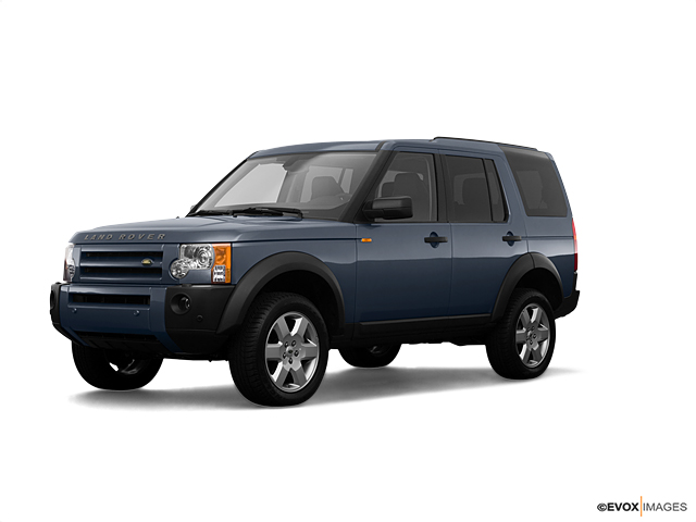 2008 Land Rover LR3 Vehicle Photo in Charlotte, NC 28227