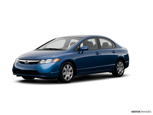 2008 Honda Civic Sedan Vehicle Photo in Franklin, TN 37067