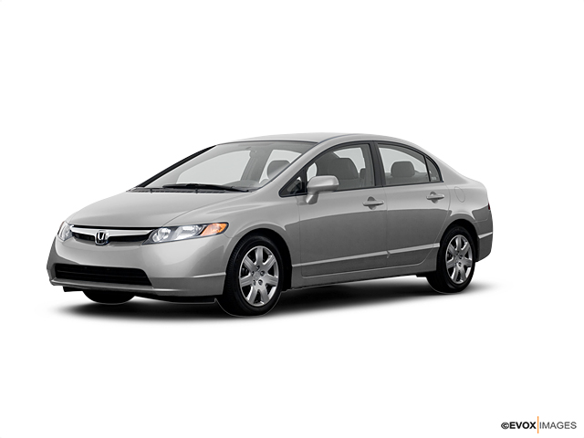 2008 Honda Civic Sedan Vehicle Photo in Ocala, FL 34474