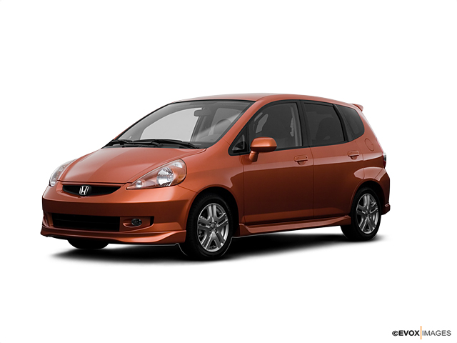 2008 Honda Fit Vehicle Photo in Franklin, TN 37067