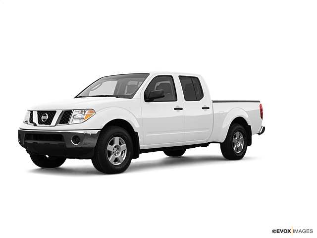 2008 Nissan Frontier Vehicle Photo in Danville, KY 40422