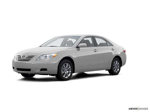 2008 Toyota Camry Vehicle Photo in Akron, OH 44303