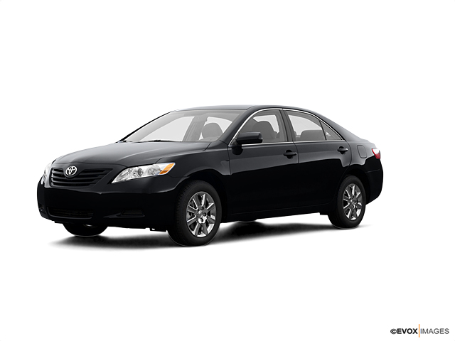 2008 Toyota Camry Vehicle Photo in Redding, CA 96002