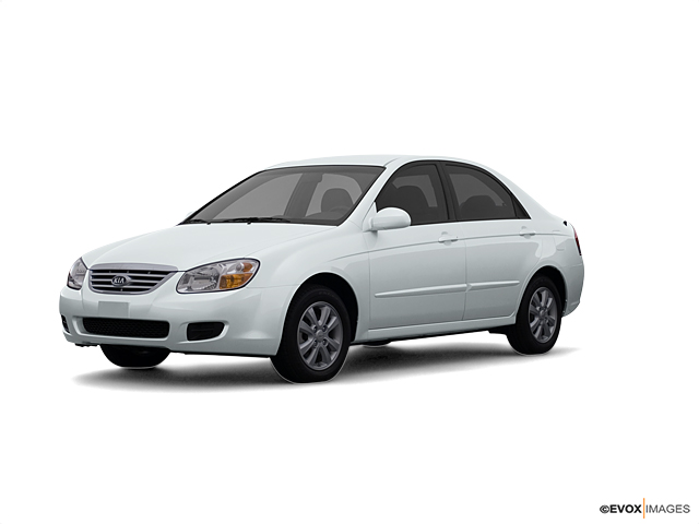 2008 Kia Spectra Vehicle Photo in Butler, PA 16002
