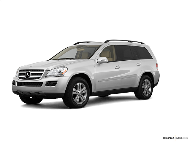 2008 Mercedes-Benz GL-Class Vehicle Photo in Lansing, MI 48911